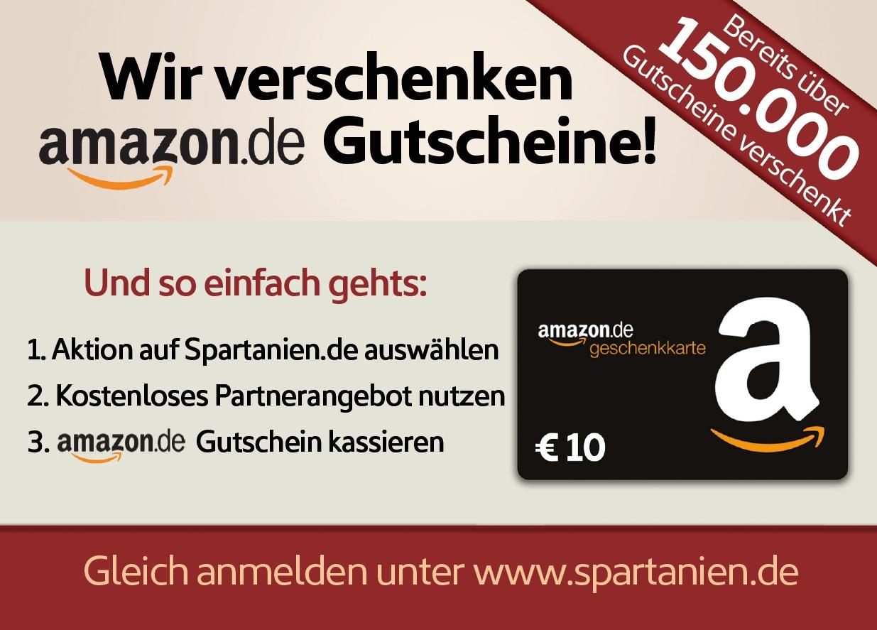 Mit Spartanien.de beim Online-Einkauf sparen