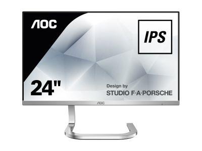 Vom Studio F. A. Porsche entwickelte AOC Monitore jetzt erhältlich