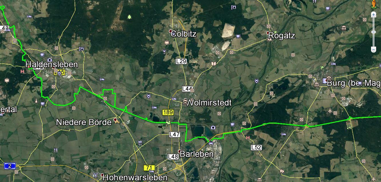 Glasfasernetze: Sachsen-Anhalt hat die Nase vorn