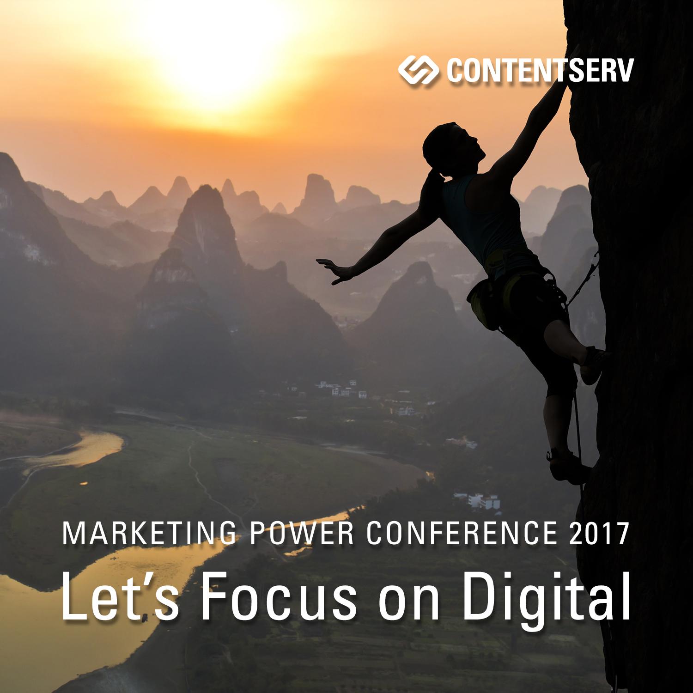 Let's Focus on Digital