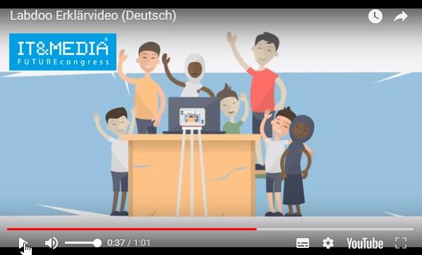 Laptops sammeln für eine bessere Welt – Digitalisierung und Bildung für alle