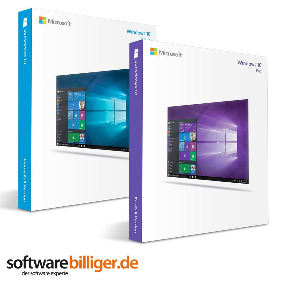 IFA 2017: SoftwareBilliger – Windows 10 Pro für 22,90 Euro
