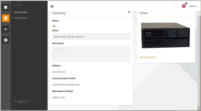 Vertiv erweitert Software-Portfolio um eine neue Version von Trellis™ Power Insight