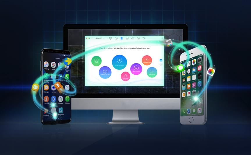 AnyTrans 6.0.0 erleichtert Wechseln von Android auf neues iPhone