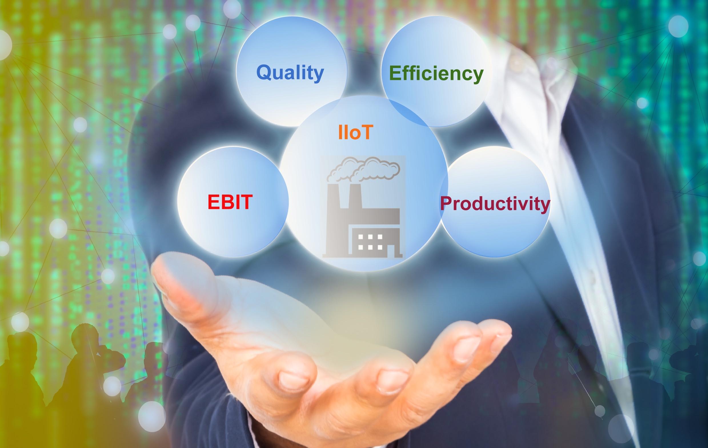 in-GmbH stellt Energieoptimierung auf Basis einer IoT-Plattform mit intelligenten Services vor