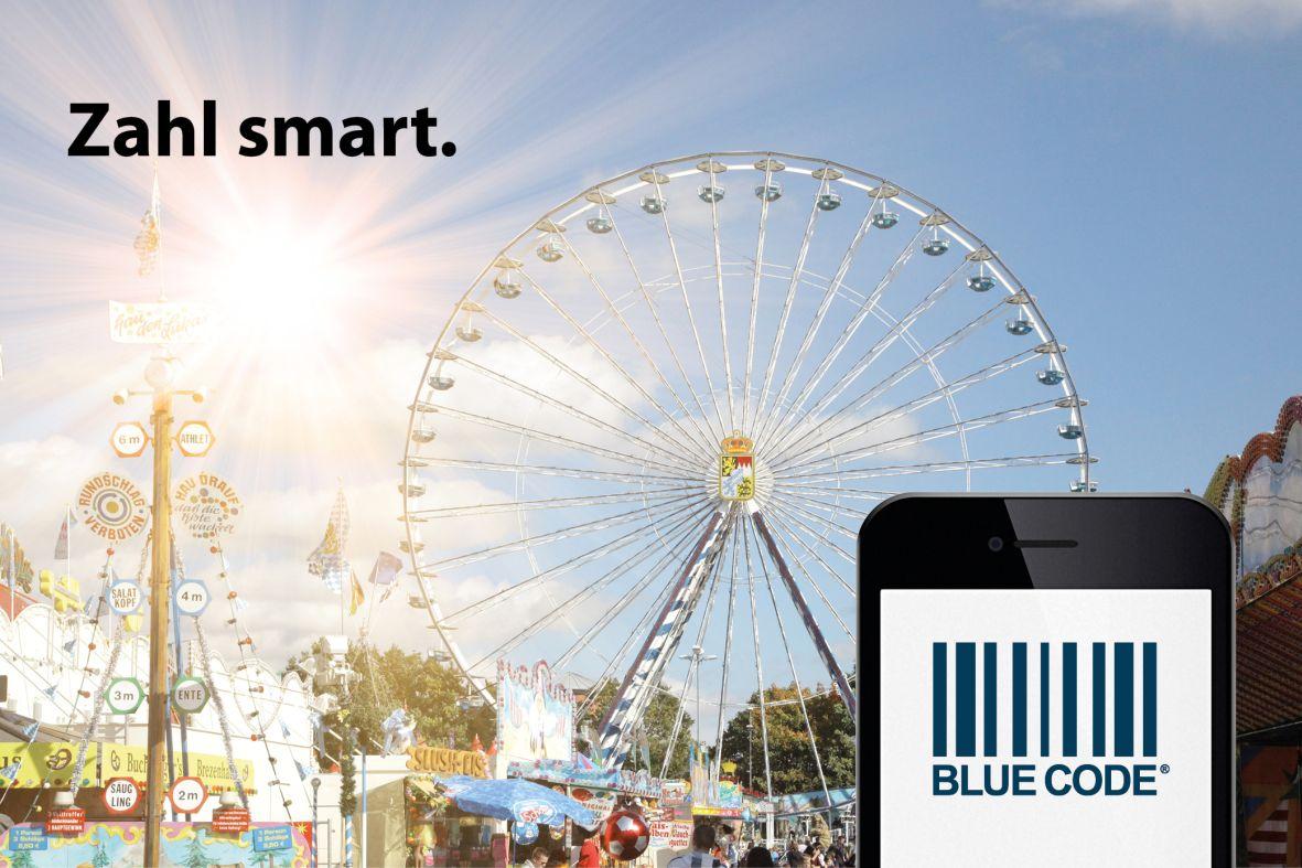 Blue Code – von der Wiesn nach ganz Deutschland!