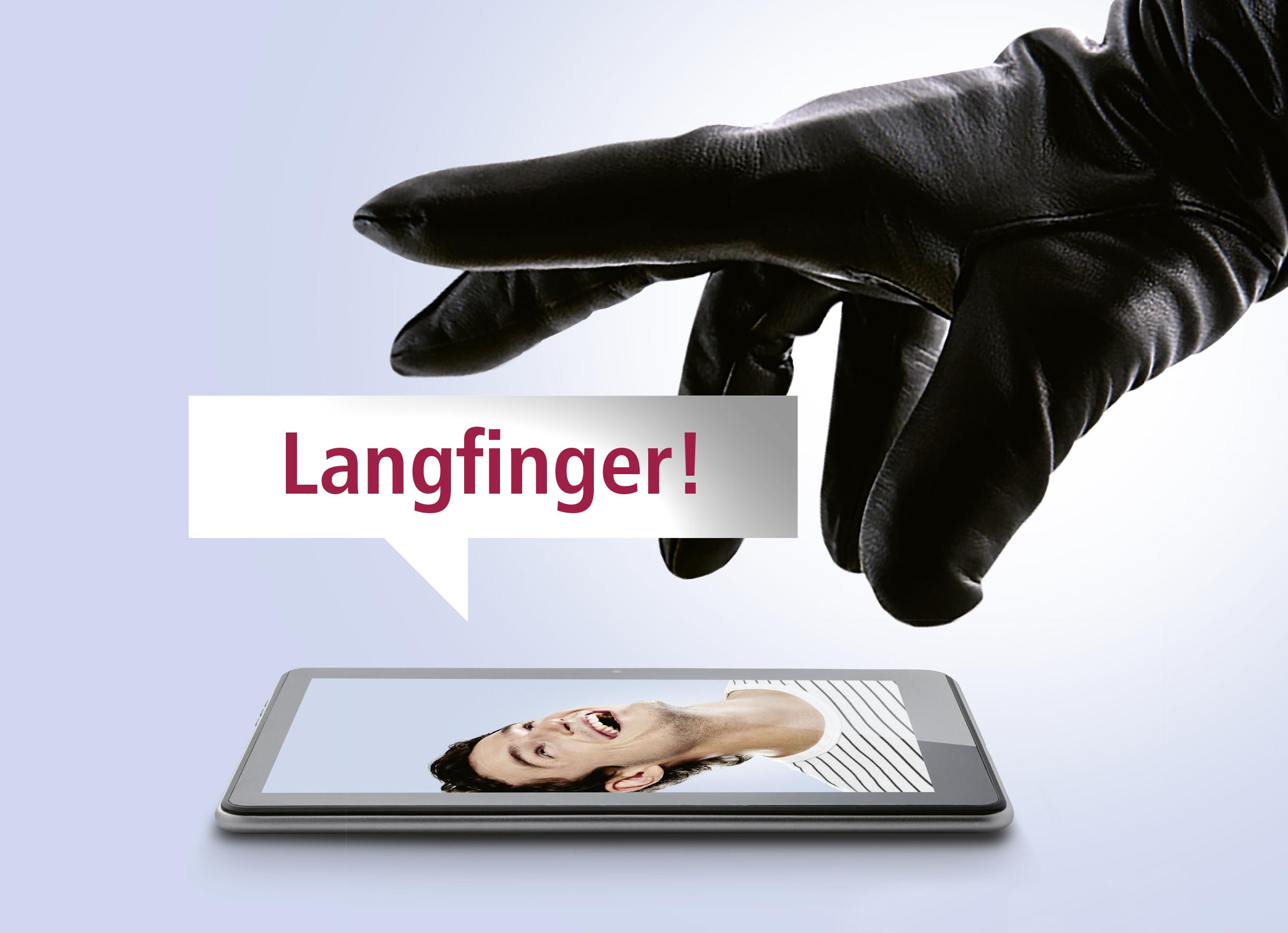Gestohlene Smartphones geben jedem Dieb intime Einblicke