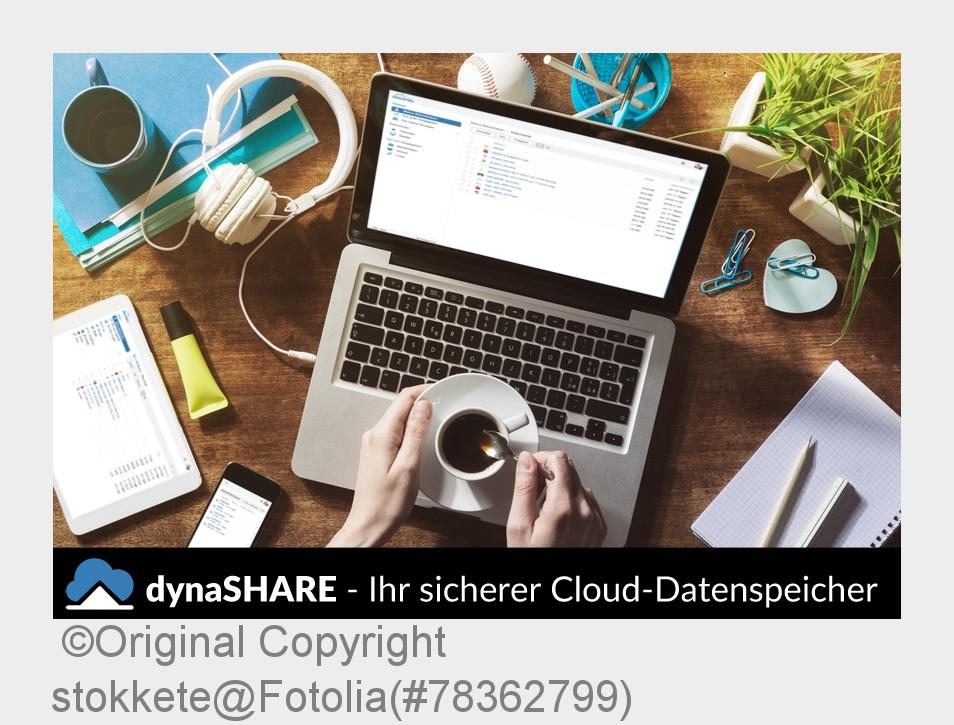 Dolphin startet Cloud-Datenspeicher dynaSHARE