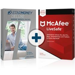 Star Finanz kooperiert mit McAfee