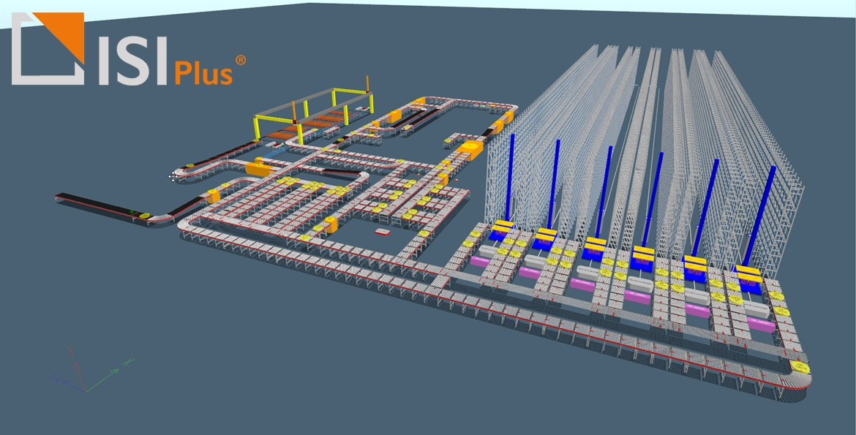 ISI Automation zeigt Lösungen für Anlagenautomatisierung 4.0 auf der LogiMAT