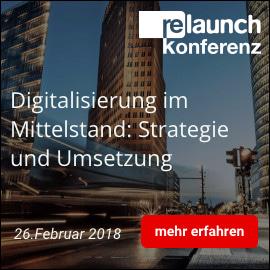 Relaunch Konferenz – Digitale Transformation