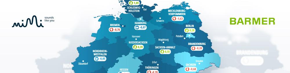 Wie fit sind Deutschlands Ohren?