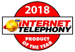 Auch international Spitze: STARFACE ist das INTERNET TELEPHONY Product of the Year 2018 des TMC-Verlages