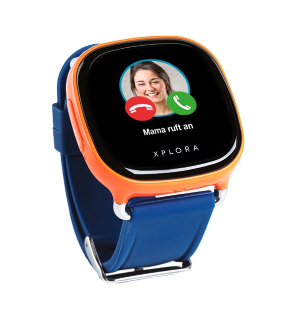 XPLORA KIDS Smartwatch – die sichere Alternative zum Smartphone