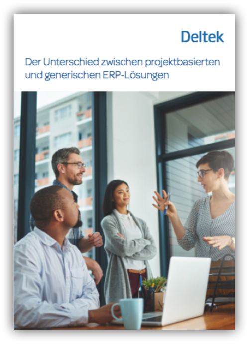 Projektbasierte ERP-Lösungen im Consulting klar im Vorteil