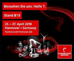 Hannover Messe: compacer stellt Retrofit-Projekte vor