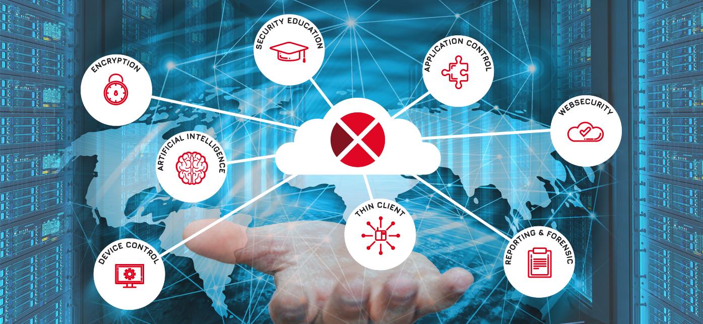 DriveLock führt Managed Endpoint Protection aus der Cloud ein