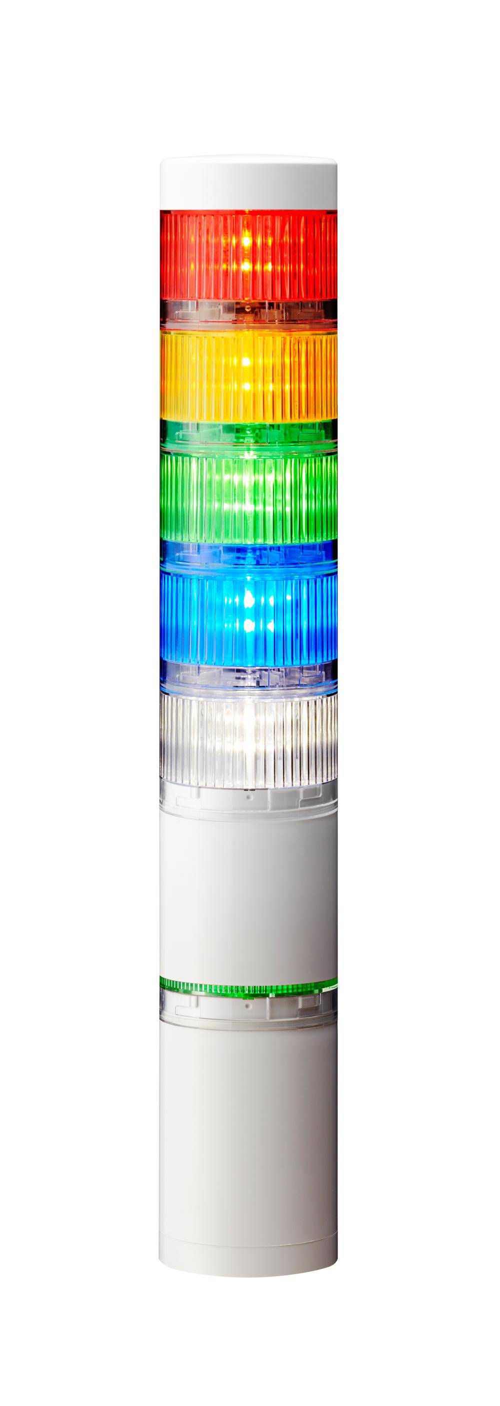 in-GmbH und PATLITE setzen Signale auf der HANNOVER MESSE: Einfache Überwachung in der Produktion