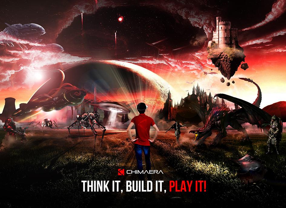 Chimaera stellt Entwicklerplattform für Blockchain-Games vor