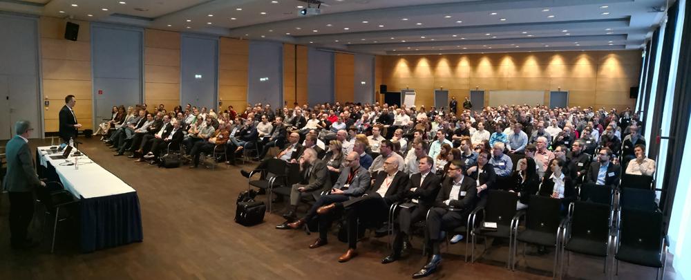 Ausgebuchte abas EUG-Tagung in Kassel