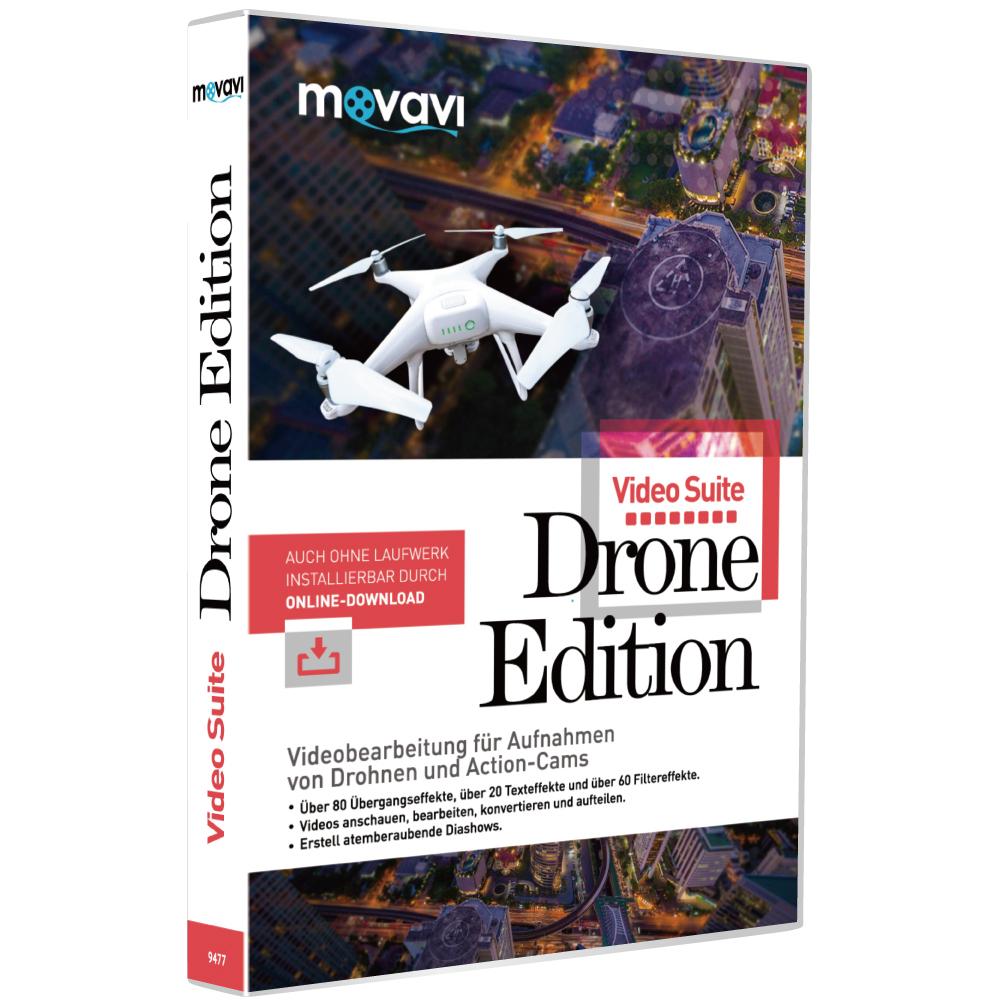 "And…CUT! ""movavi Video Suite – Drone Edition"" von bhv"