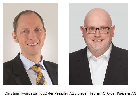 Paessler ernennt Steven Feurer zum neuen CTO