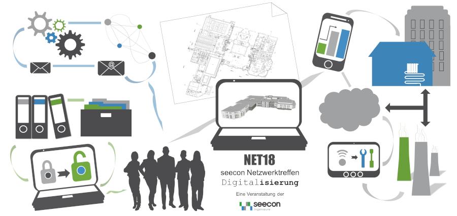 NET18 – seecon Netzwerktreffen Digitalisierung