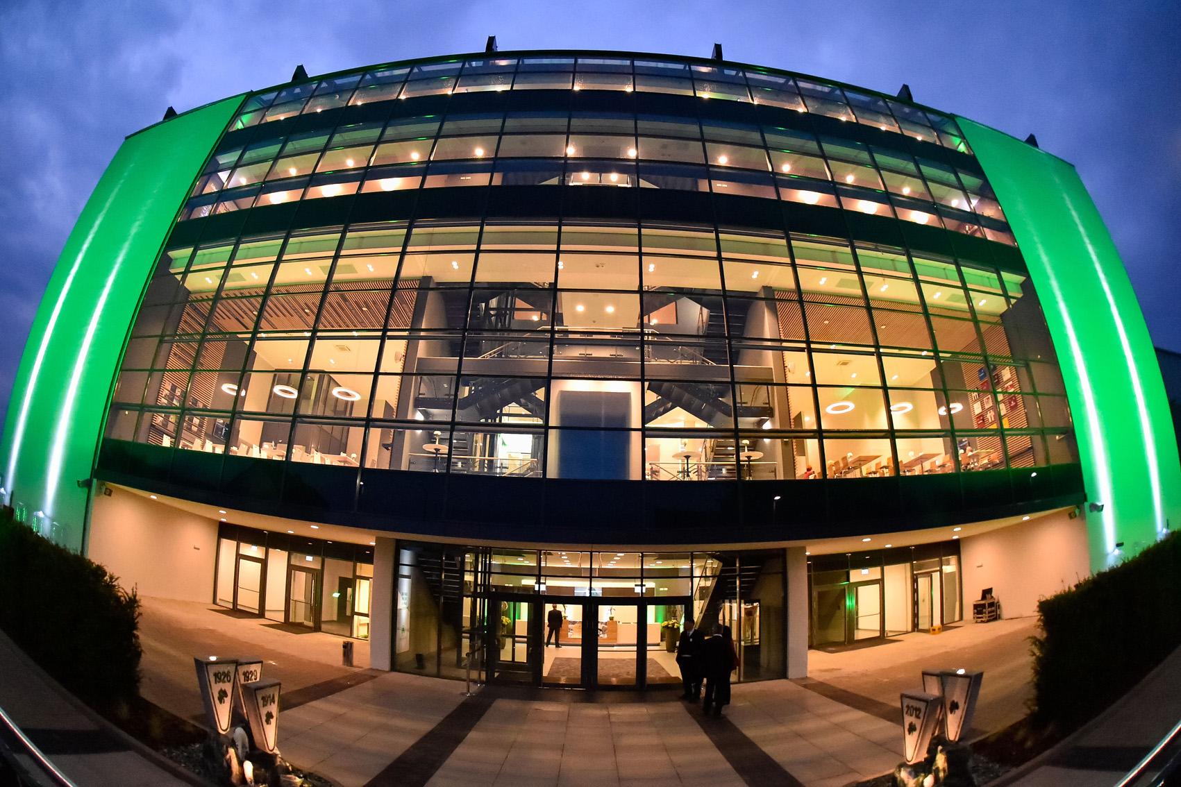 Business Day von prisma informatik im Sportpark Ronhof in Fürth