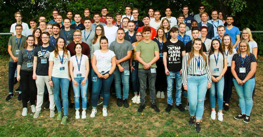 Rückschau auf das Controlware Stuzubi Camp 2018 in Heidelberg
