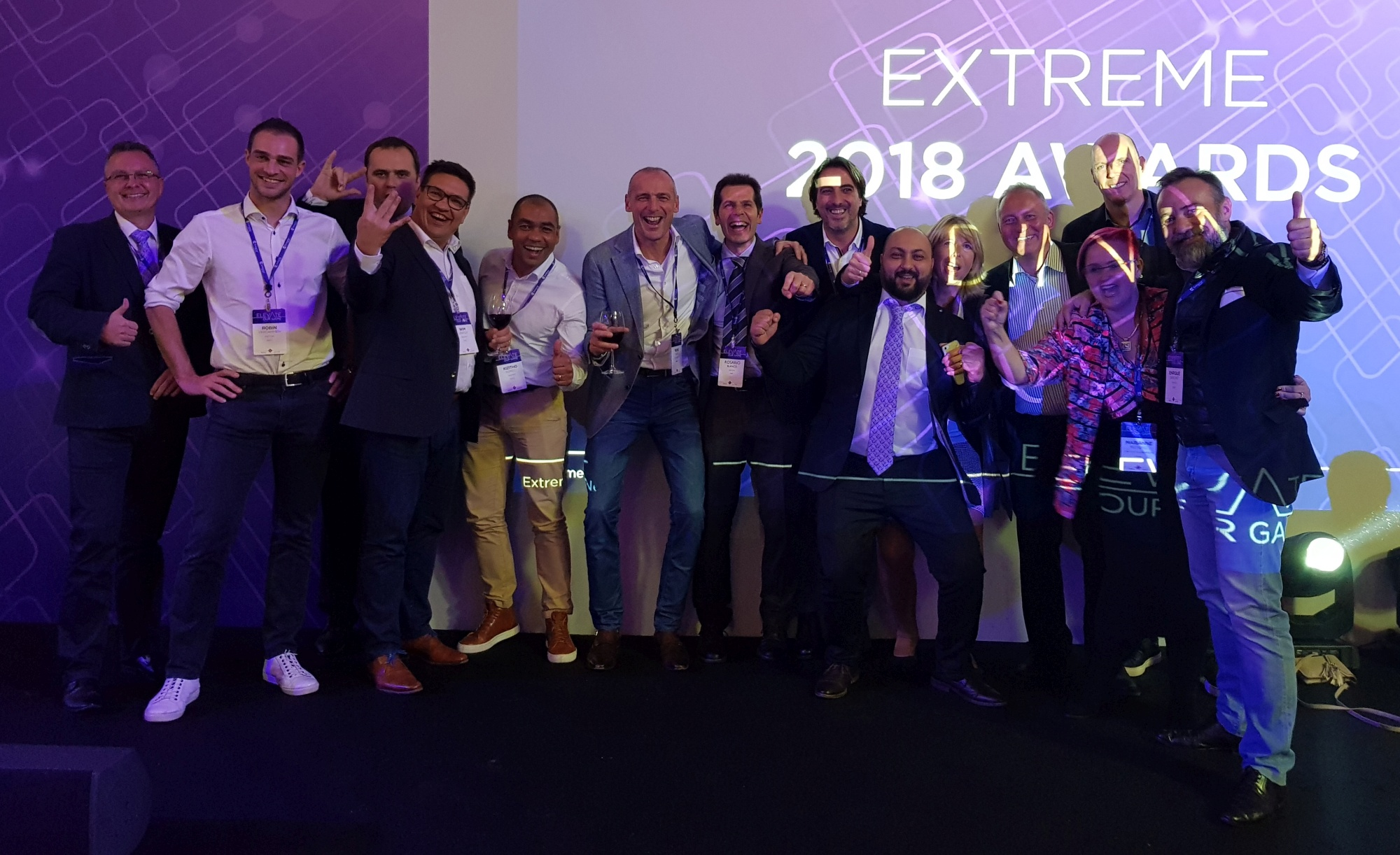 Westcon EMEA ist Extreme Networks Global Distributor of the Year 2018