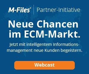 M-Files Partner-Initiative: Neue Chancen im ECM-Markt nutzen