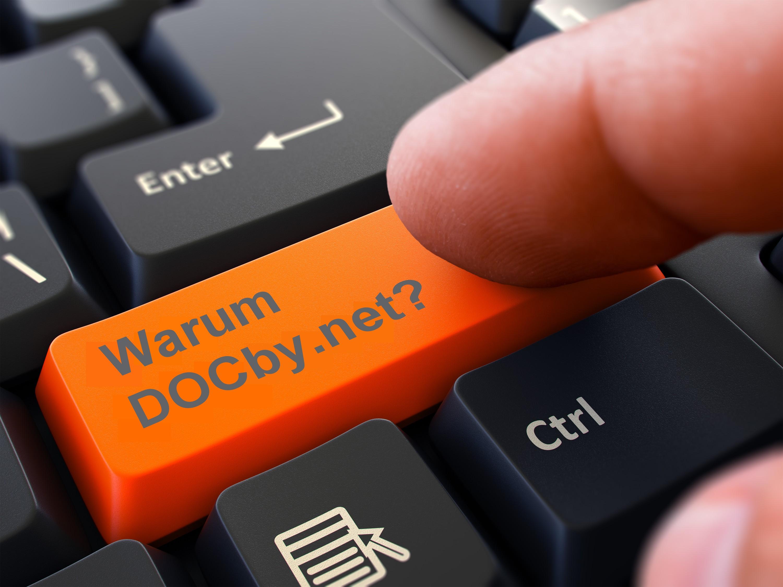 DOCby.net GmbH: Digitale Medien versus innerer Schweinehund