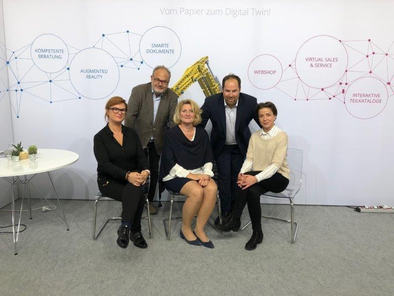 EURODOK GmbH präsentiert Wege der durchgängigen digitalen und smarten Information