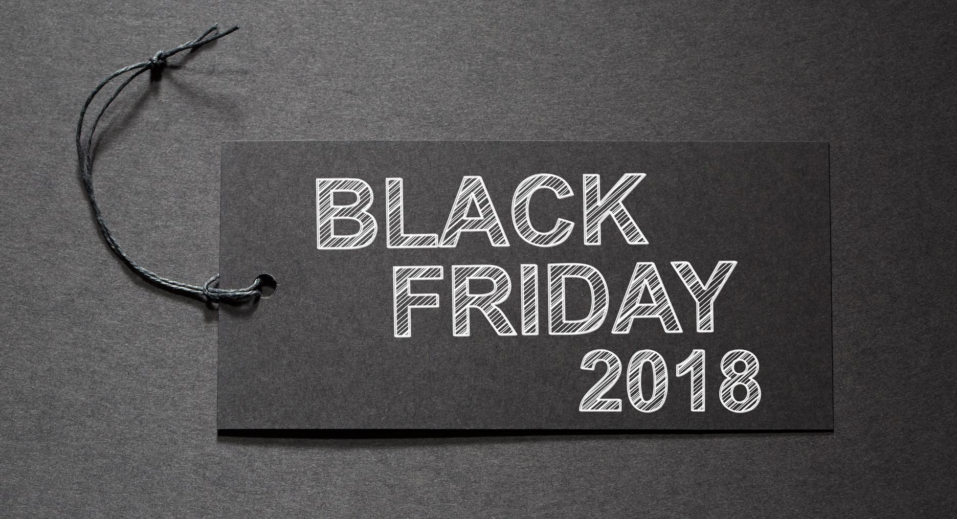 Boniversum zeigt: Black Friday 2018 toppt alles – 86,2 Prozent mehr Kaufabsichten als an regulärem Freitag
