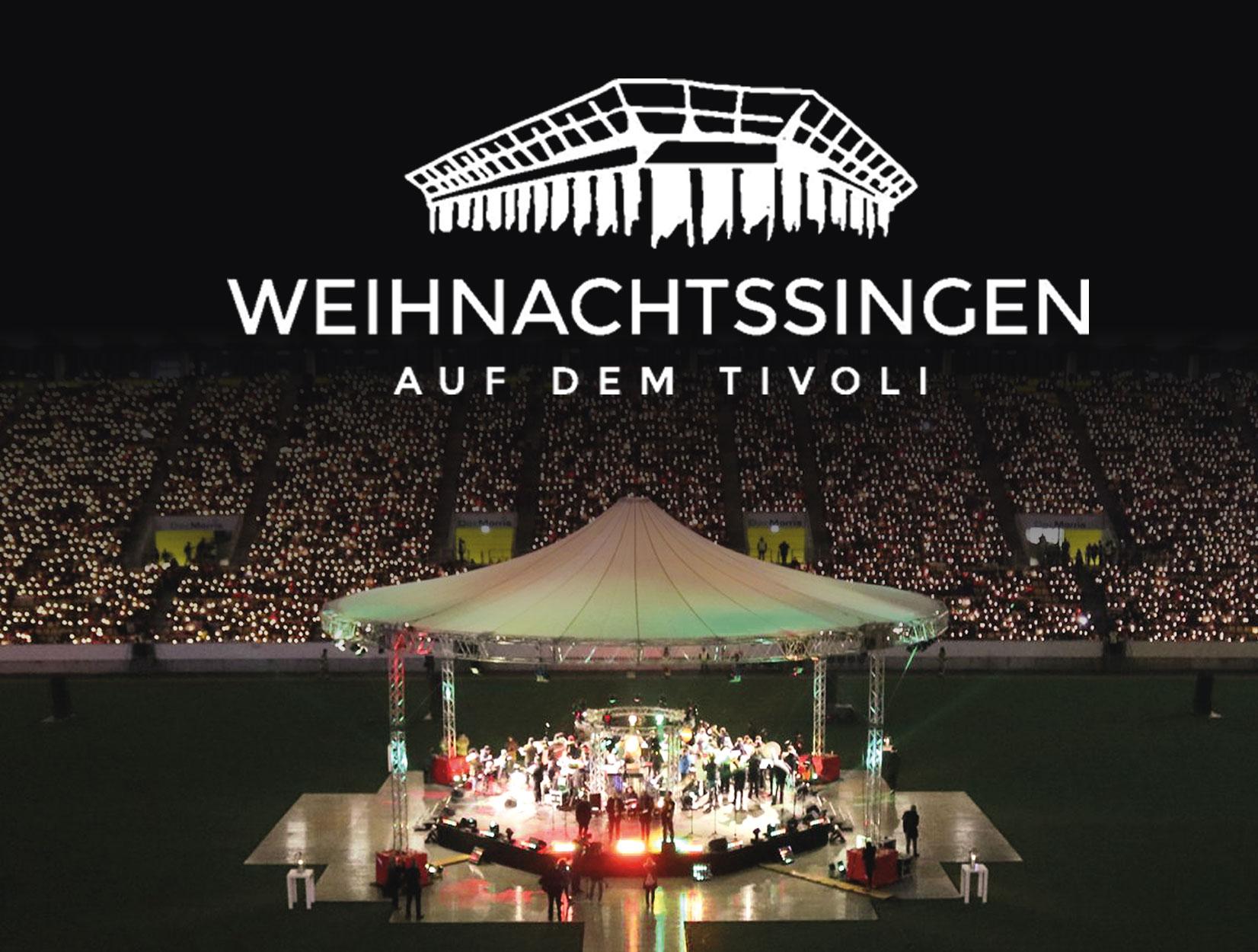GRÜN Software AG auch 2018 Sponsor beim Aachener Weihnachtssingen