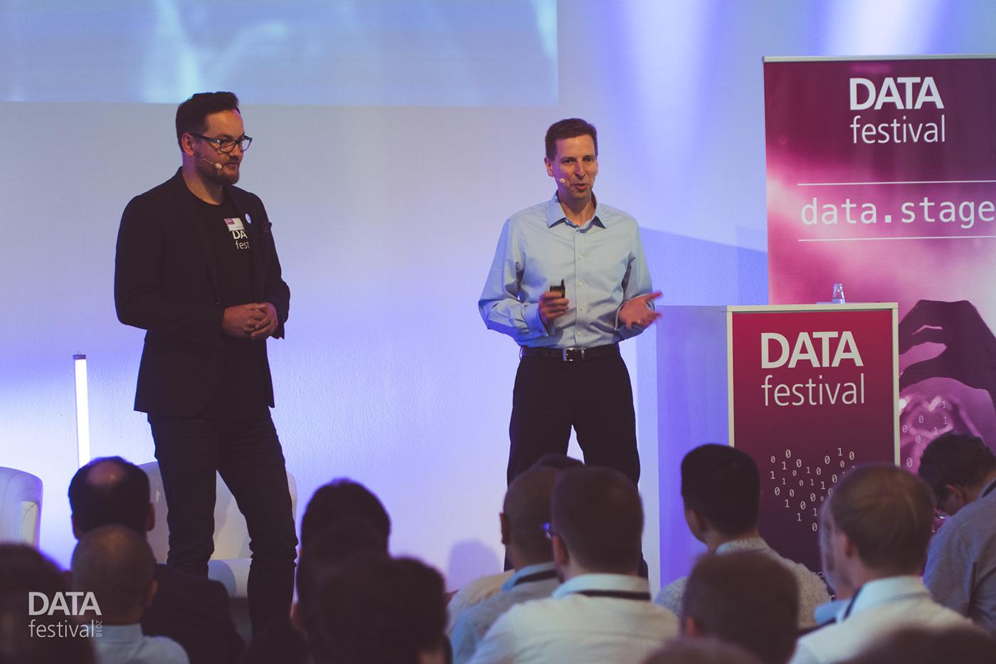 Data Festival: Hier verschmelzen Liebe & Kompetenz zu Daten