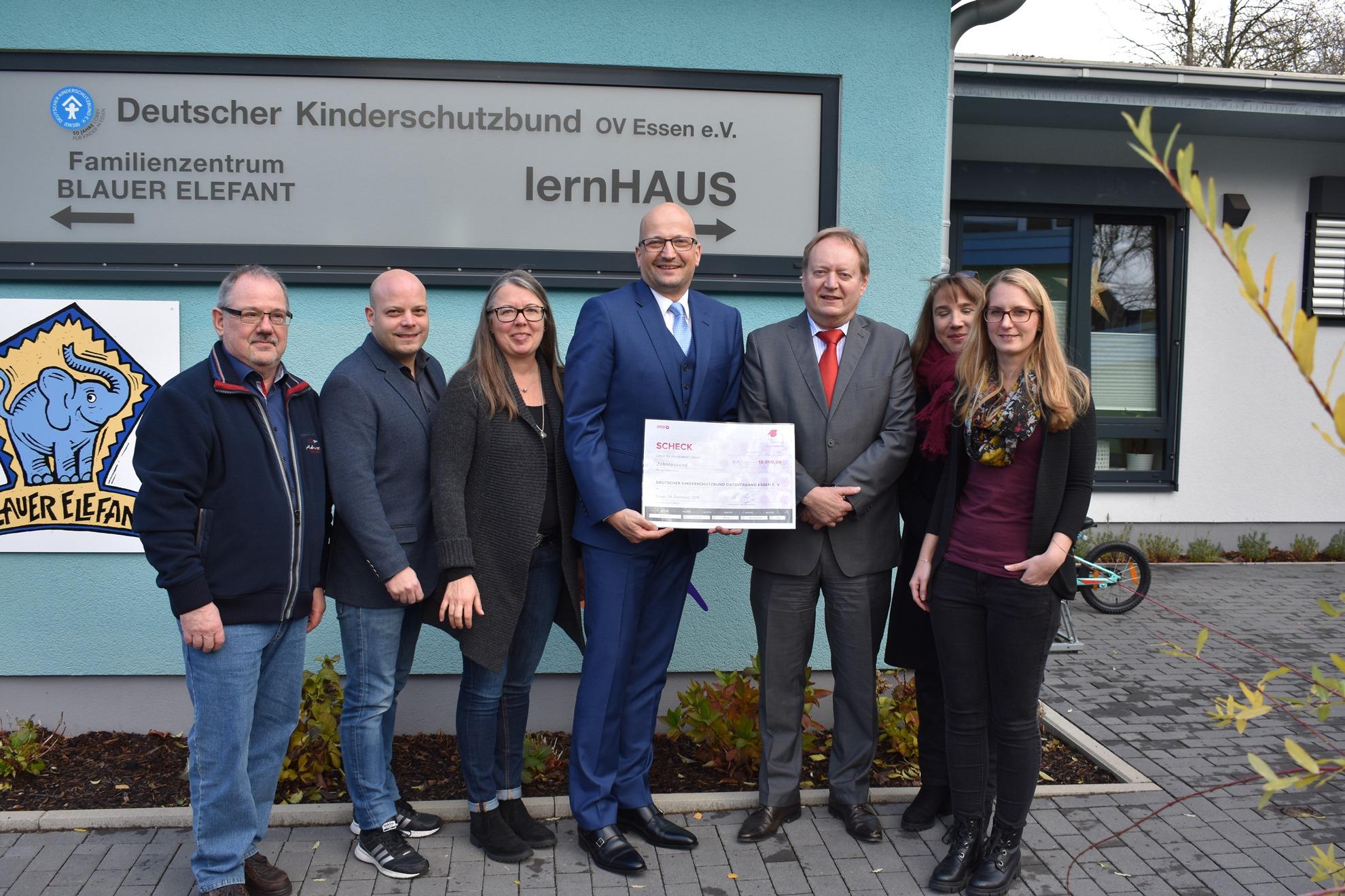 """""""CHANCENgeber"""" GFOS mbH zu Gast im Borbecker lernHAUS"""