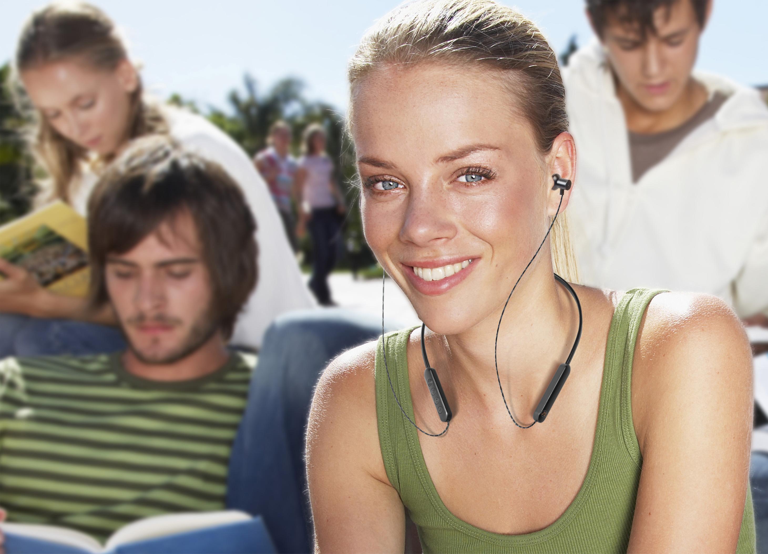 "Technaxx In-Ear Stereo-Kopfhörer ""MusicMan BT-X42"""