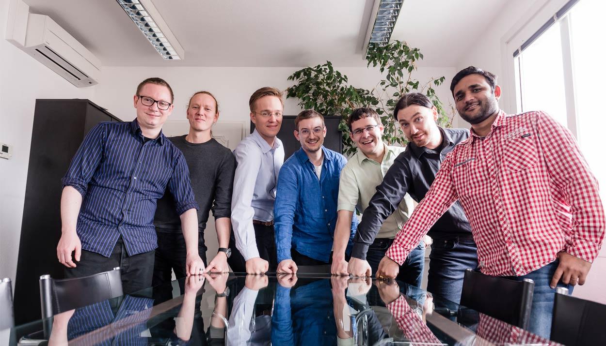 Nachwuchs bei Because Software – sieben Väter berichten!