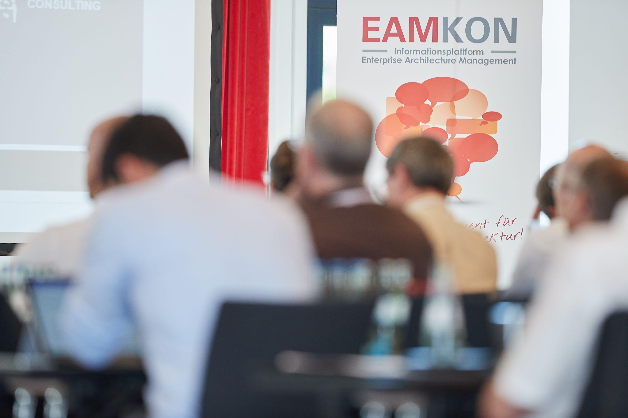 EAMKO2019 – Enterprise Architecure Management auf hohem Niveau und zukunftsweisend. Prof. Florian Matthes moderiert vom 21.-23.5.2019 in Stuttgart