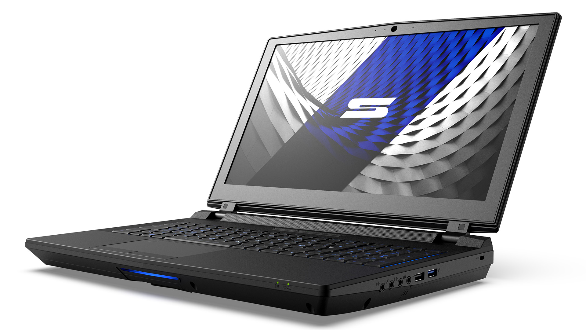 SCHENKER DTR-Serie: Kompromisslose Desktop-Replacement-Laptops mit NVIDIA RTX-Grafik