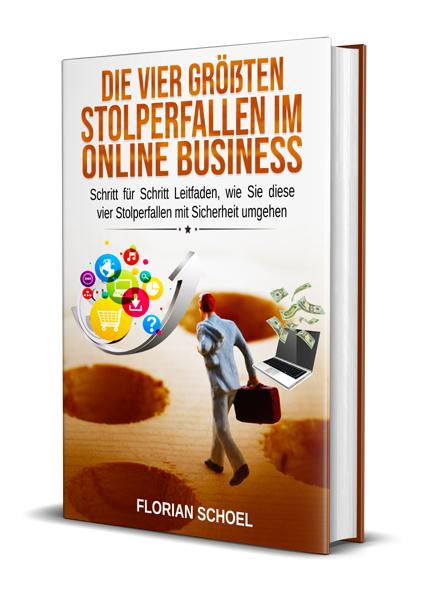 Die größten Stolperfallen im Online Business