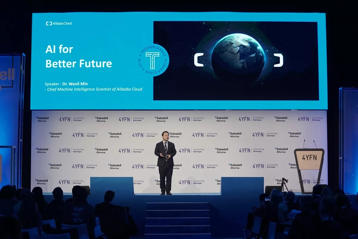 "Alibaba Cloud startet ""Tech for Change""-Initiative zur Stärkung der Gesellschaft"
