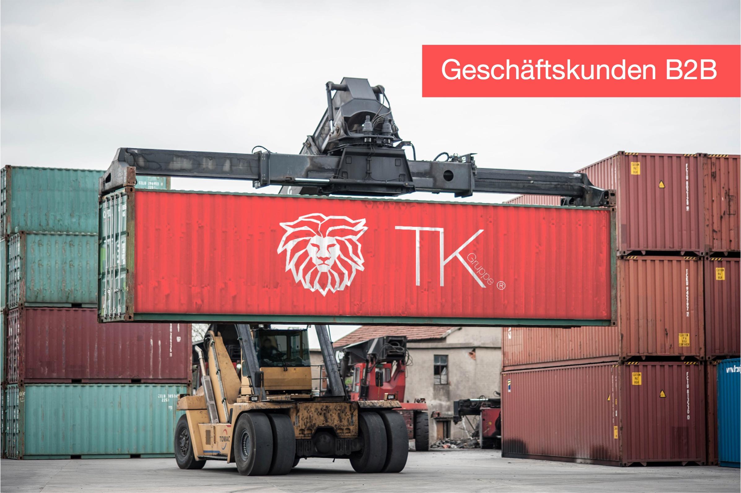 TK Gruppe GmbH Timo Klingler jetzt auch mit B2B Shop für Geschäftskunden und Gewerbetreibende