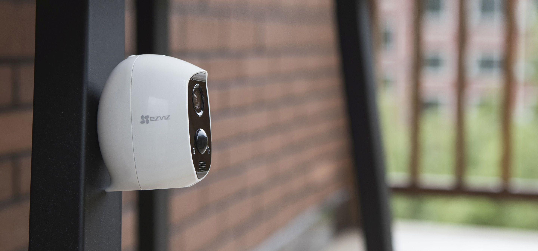 Intelligente Sicherheit in Full HD für draußen und drinnen