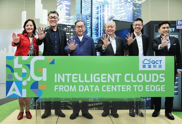 Computex 2019: QCT zeigt sein gesamtes Lösungsspektrum zur Einführung 5G-fähiger IT-Infrastrukturen