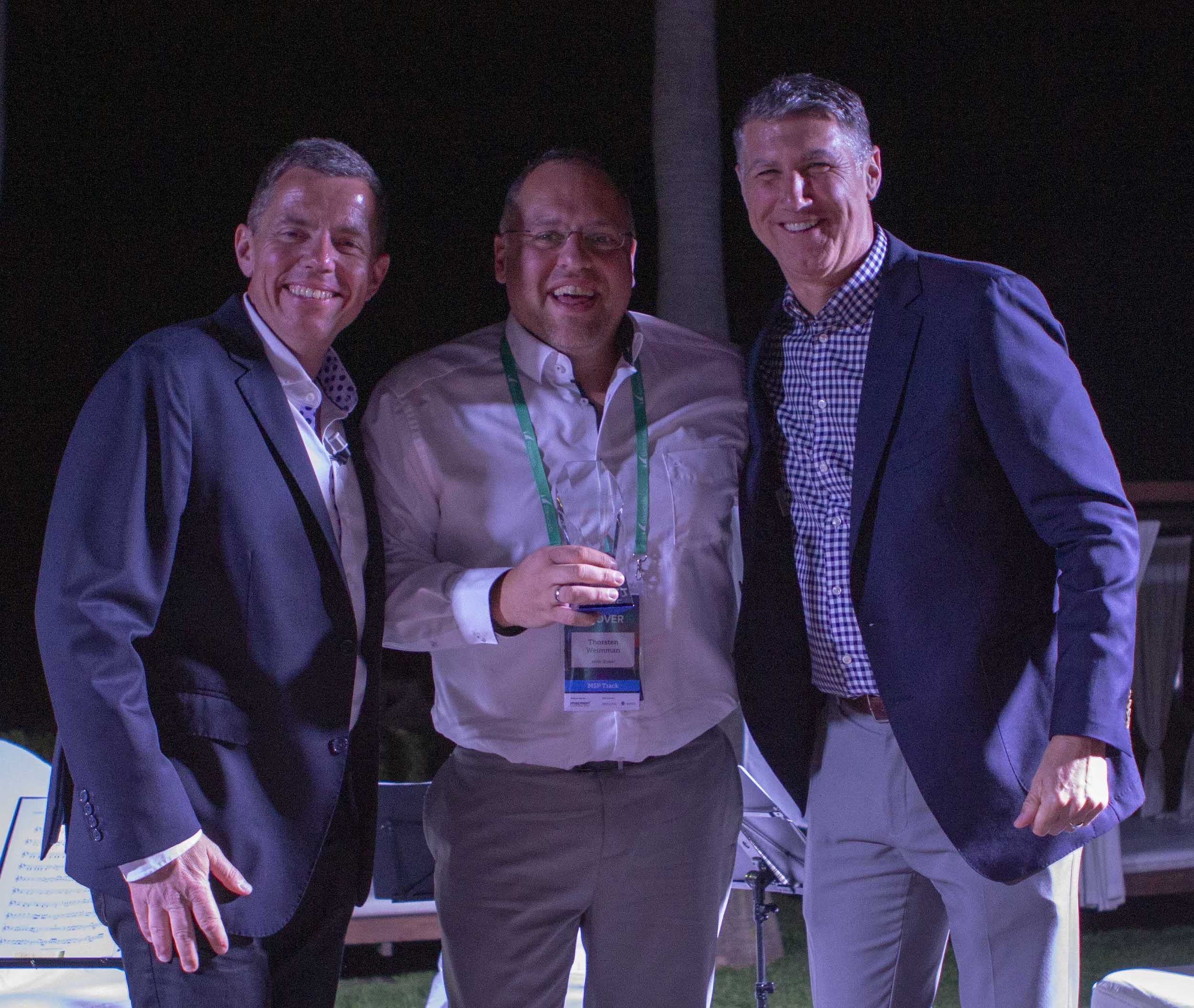abtis ist EMEA Business Partner of the Year für E-Mail-Protection von Barracuda Networks