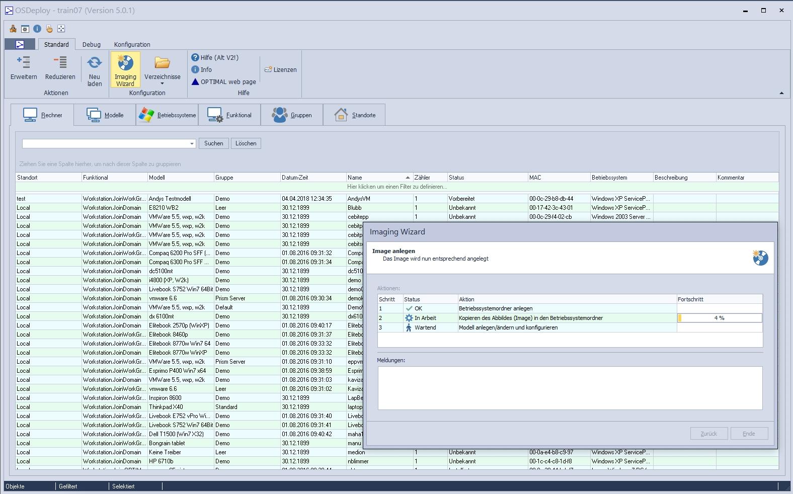 Einfache Windows 10 Migration mit OSDeploy
