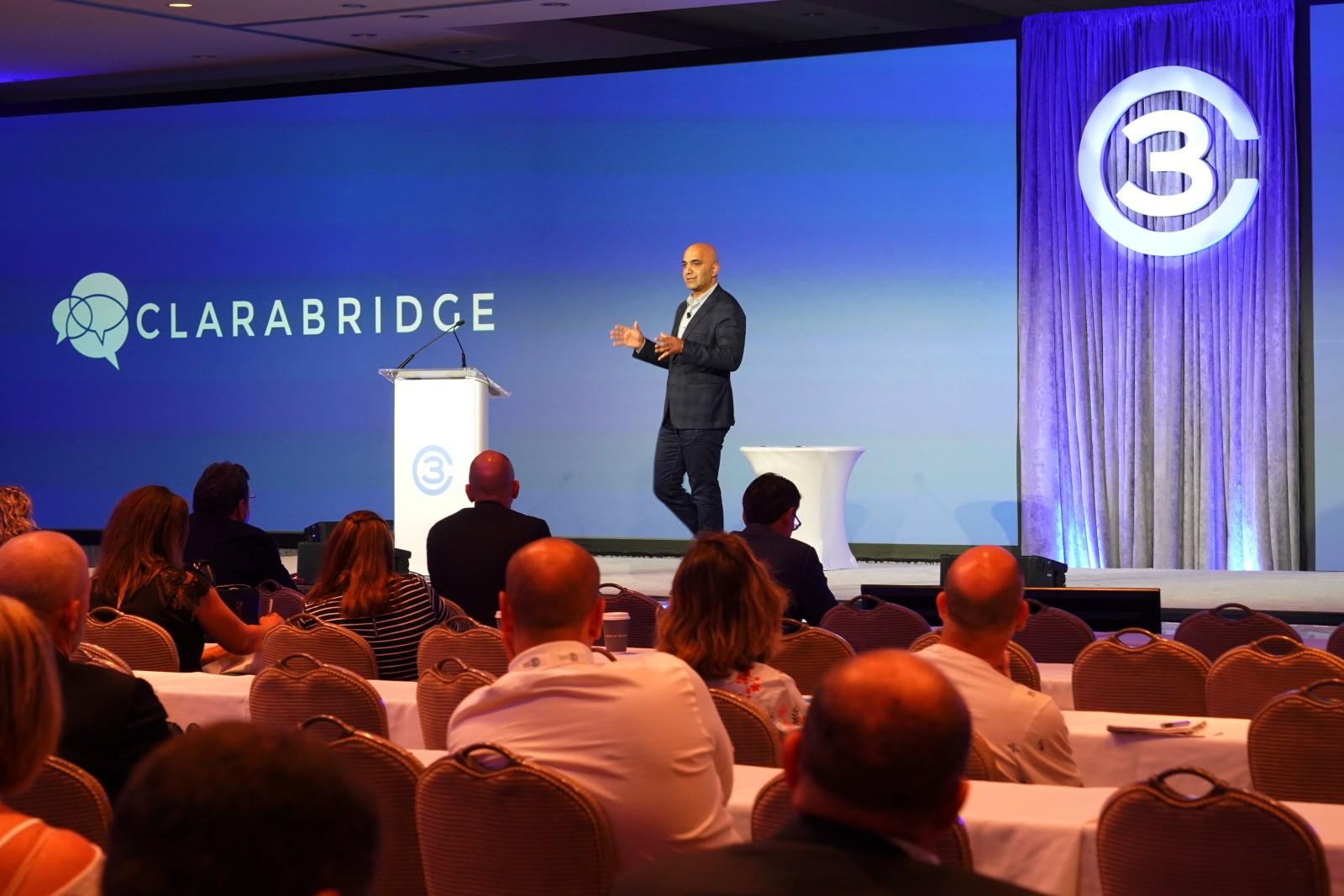 Clarabridge treibt mit innovativer Customer Experience Technologie digitales Engagement voran