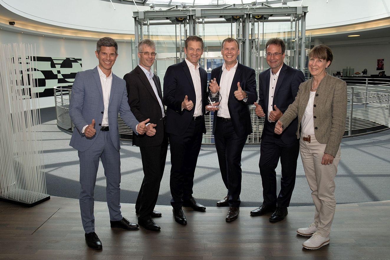 IBsolution ist Large Enterprise Partner des Jahres 2018 der SAP